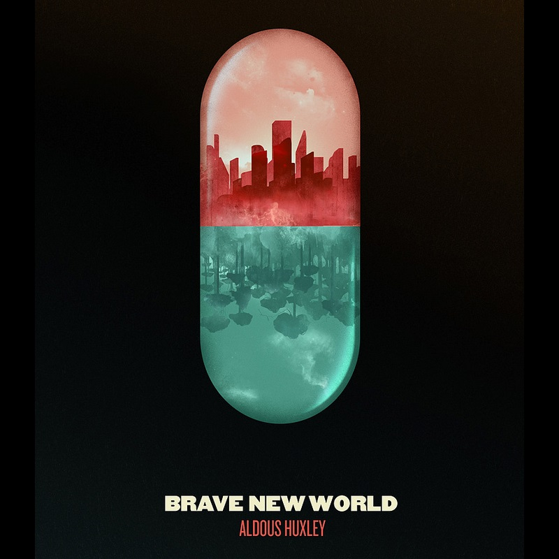 1984 vs brave new world utopian Comparison between 1984 and brave new world  brave new world in easy-to-read side-by-side columns 1984 vs brave new world  a utopian the first two.