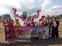 Mengusung Tema Kesatuan, Desa Rambipuji Sukses Menyelaraskan Budaya Dalam Karnaval Kec Rambipuji