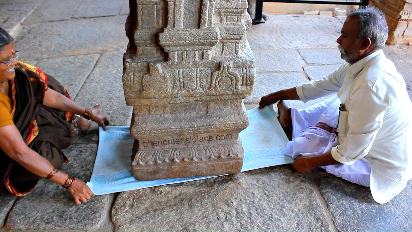 Mysterious Places in India Lepakshi