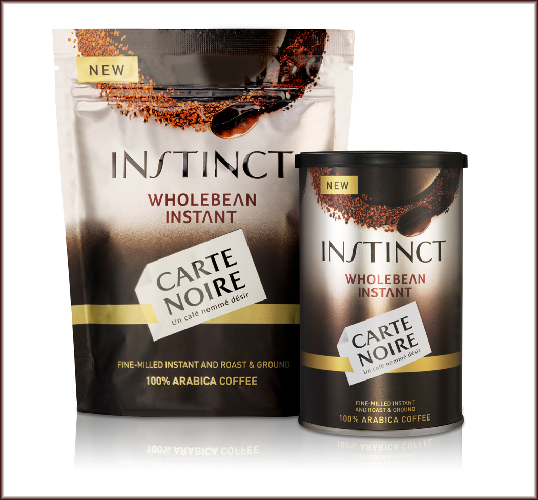 Préférence Carte Noire Instinct Wholebean Instant Coffee - Review - A Glug of Oil AN34