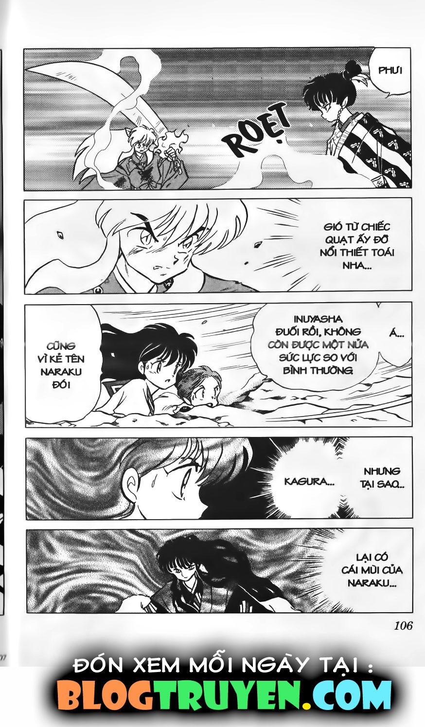 Inuyasha vol 15.6 trang 13