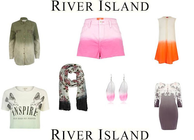 River Island Ombre Fashion