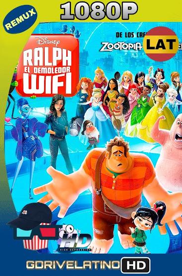 Wifi Ralph (2018) BDRemux 1080p Latino-Ingles MKV