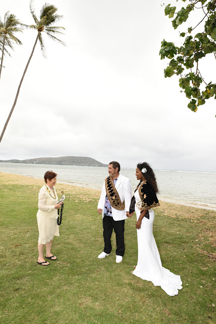 Kawaikui Beach Wedding