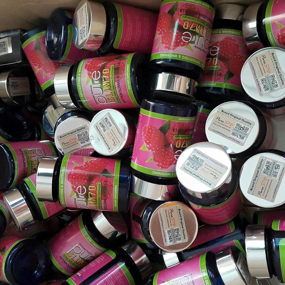 Pure Slim 7D Lansing Menawan | Jelitawan Collections