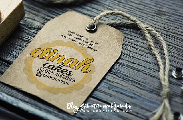 Design Watermark Ctinahcakes