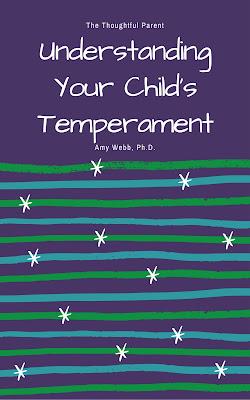 Receive a FREE e-book, Understanding Your Child's Temperament