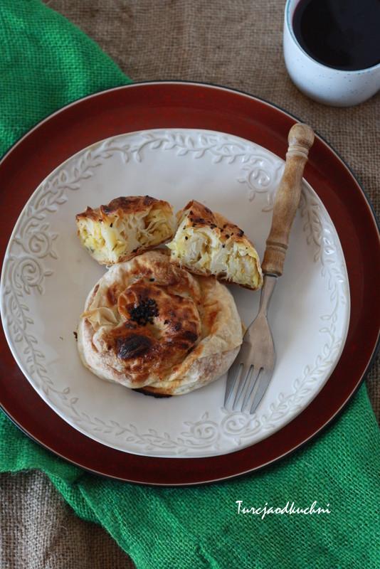 Sebzeli borek / Borek z warzywami