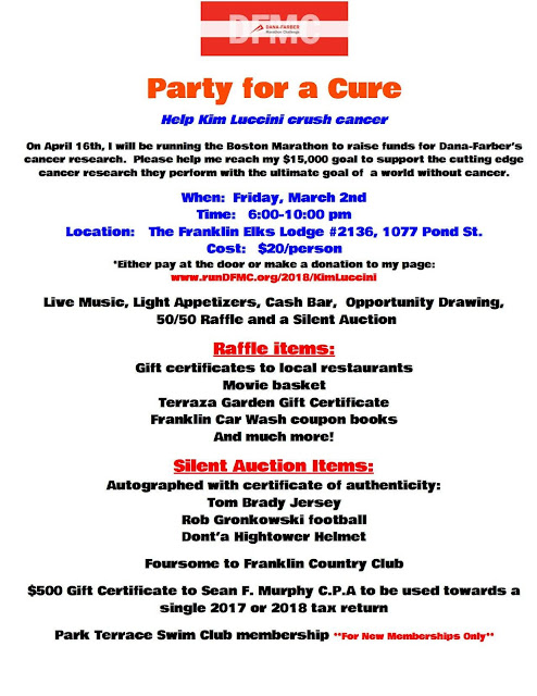 Party for a Cure - March 2
