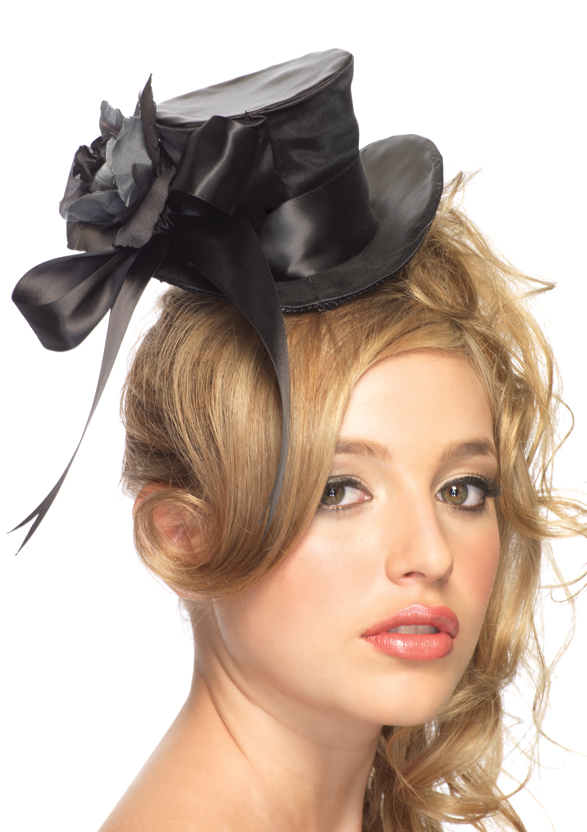 Weather you are looking to created an American Wild West or Neo-British  Victorian look StarletsHarlots.com has steampunk top hats aba9797da1e
