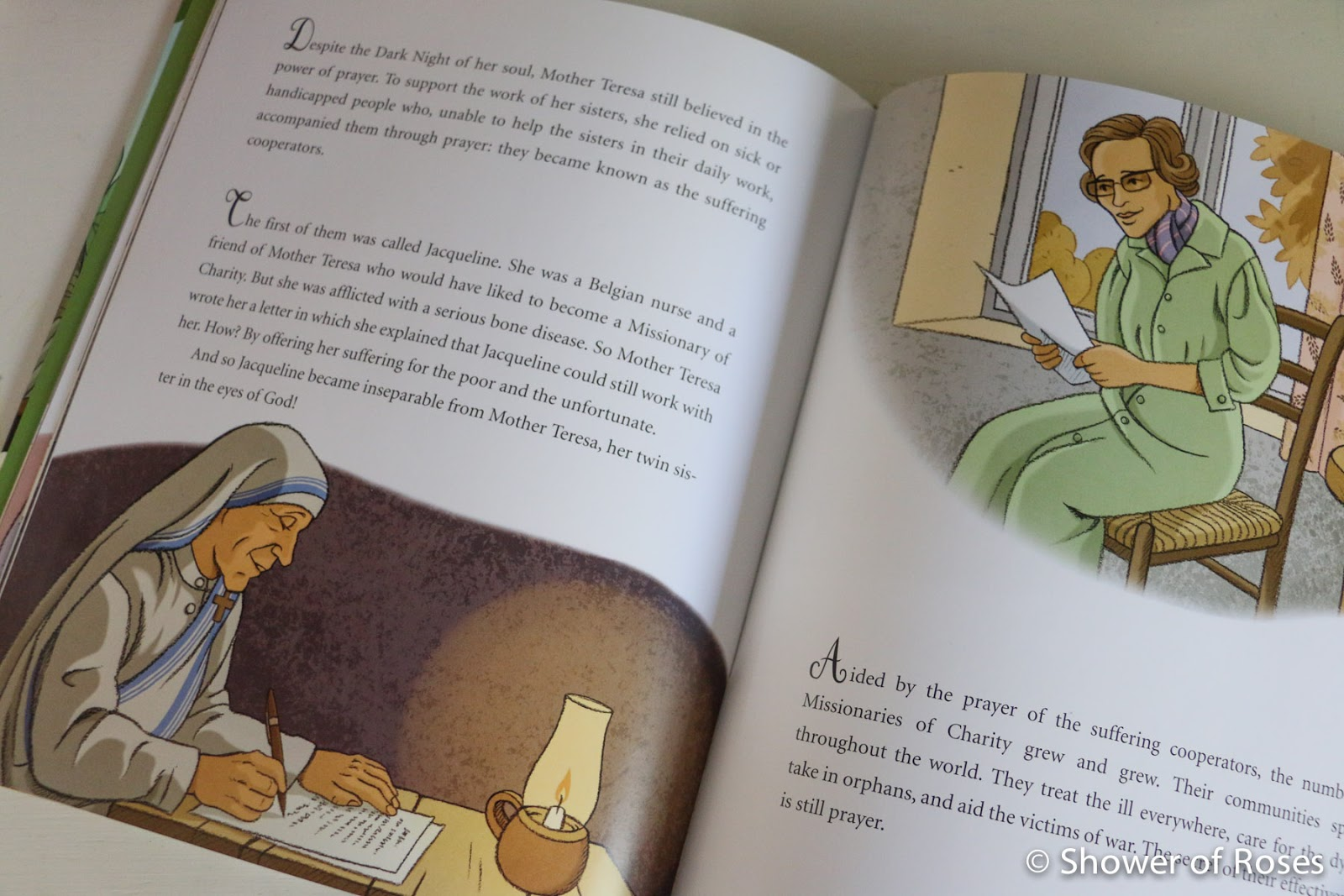 Books by Mother Teresa