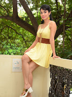 Manisha Kelkar sizzling in Yellow-cover-photo