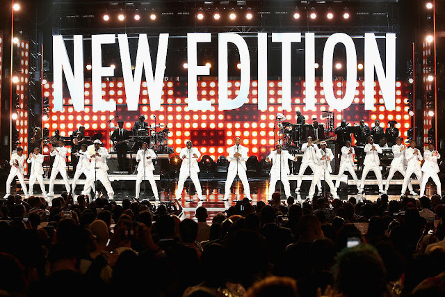 NEW EDITION Commands the Stage at the #BETAwards2017 + View the Winner's List
