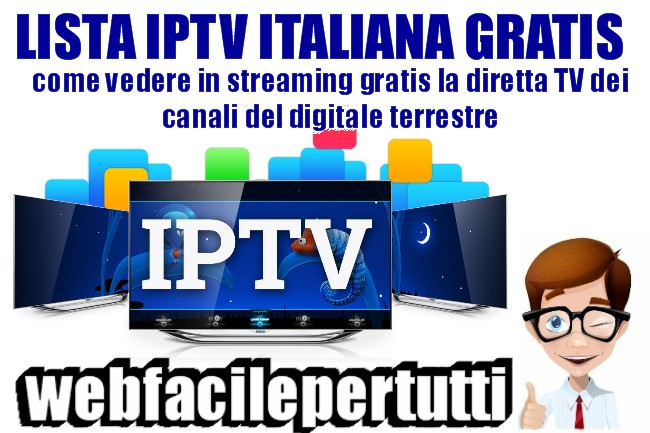 Lista iptv ita gratis come vedere in streaming la for Camera dei deputati diretta streaming