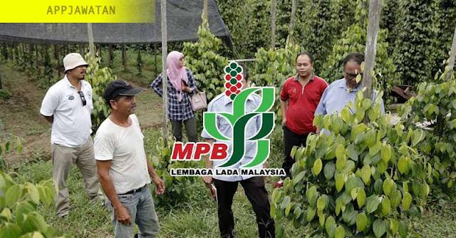 Jawatan Kosong di Lembaga Lada Malaysia (LADA)