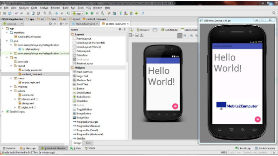 Android Studio Best Android Emulator for PC