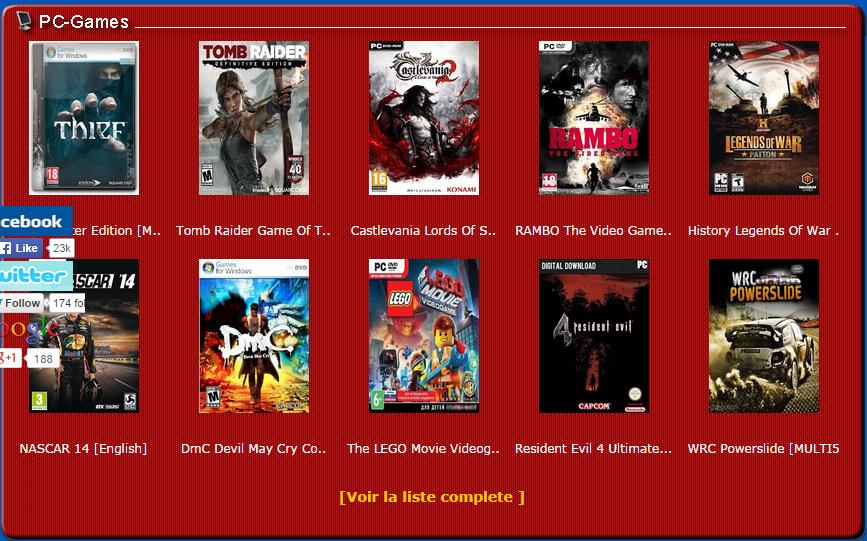 افضل مواقع تحميل الالعاب 2014 الجديدة المميزة best sites for Download games free 2014