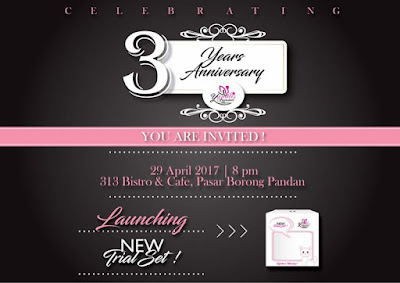 3 Years Anniversary YANALIS You Are Invited!!!