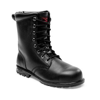 sepatu safety boots