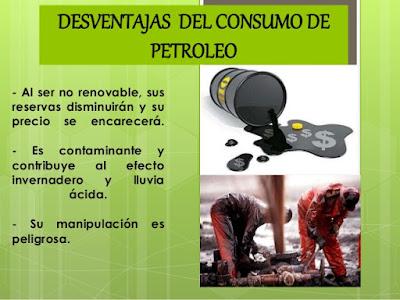 consecuencias Combustibles Fósiles