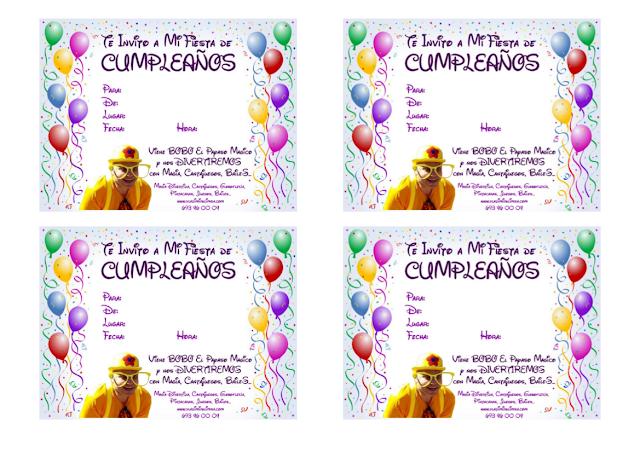 Vladimir Klimsa, Invitación a fiesta de cumpleaños