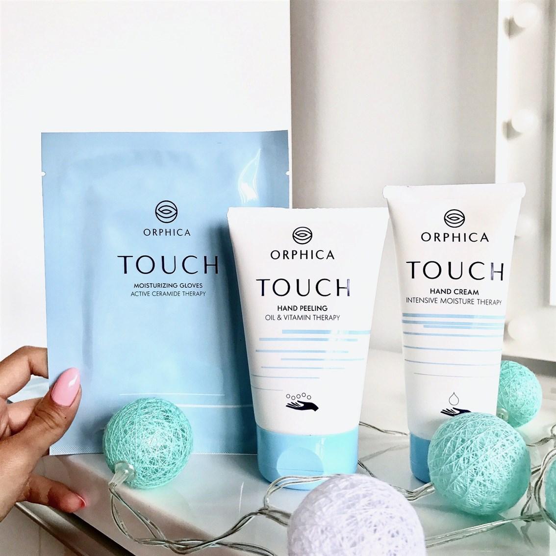 Orphica Touch kosmetyki do pielęgnacji dłoni