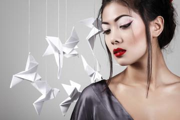 beautyprogramm geishas sind ber hmt f r ihre sch ne. Black Bedroom Furniture Sets. Home Design Ideas