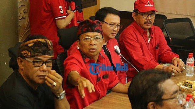 Maruf Amin Bakal Digantikan Ahok? Ini Penjelasan PDIP