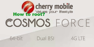 Root Cherry Mobile Cosmos Force