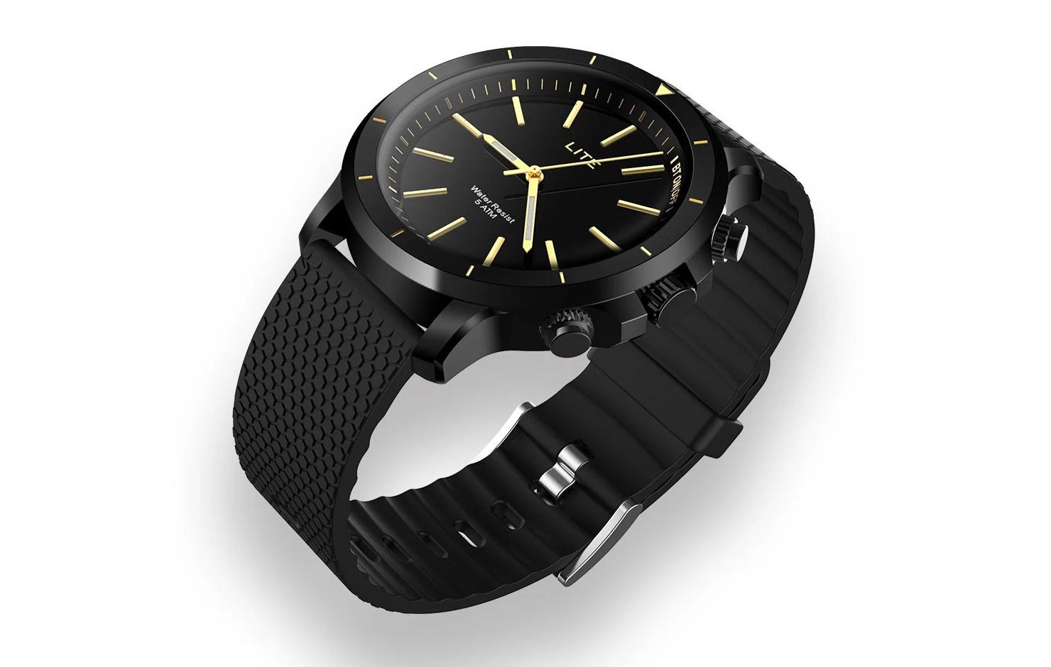 395248d7fa7 Vão aumentando as alternativas para quem procura um smartwatch capaz de  realizar as funções essenciais sem atrair demasiado as atenções