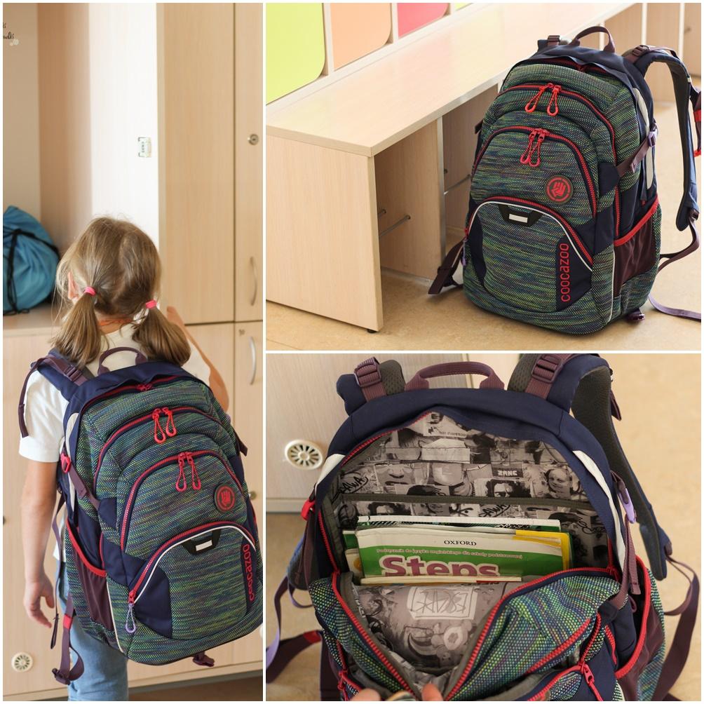 Plecak dla czwartoklasistki Coocazoo