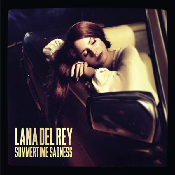 Lana Del Rey - Summertime Sadness - Single Cover