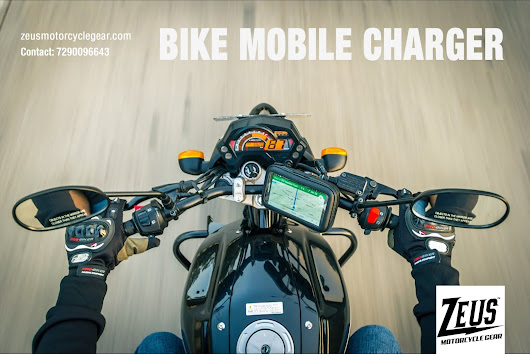 Bike mobile charger – Need for Traveling!