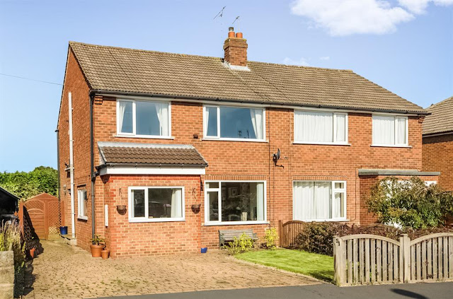 Harrogate Property News - 3 bed semi-detached house for sale Sandhill Drive, Harrogate HG1