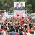 Prabowo Subianto Bersilahturahmi dengan Ribuan Masyarakat Purbalingga