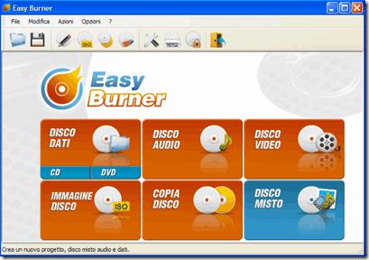 Easy Burner