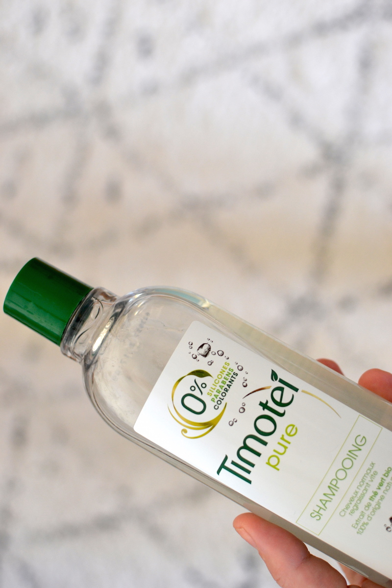 shampooing Timotei pure