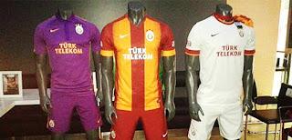 Galatasaray yeni formasi