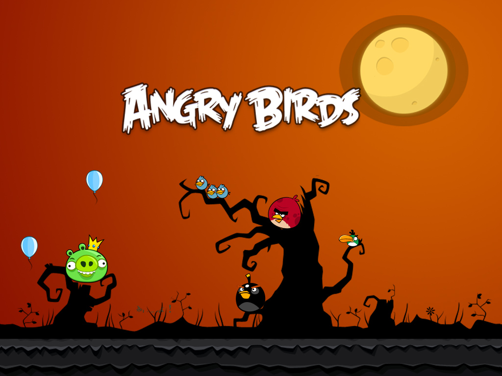 angry birds wallpaper 10 - photo #27