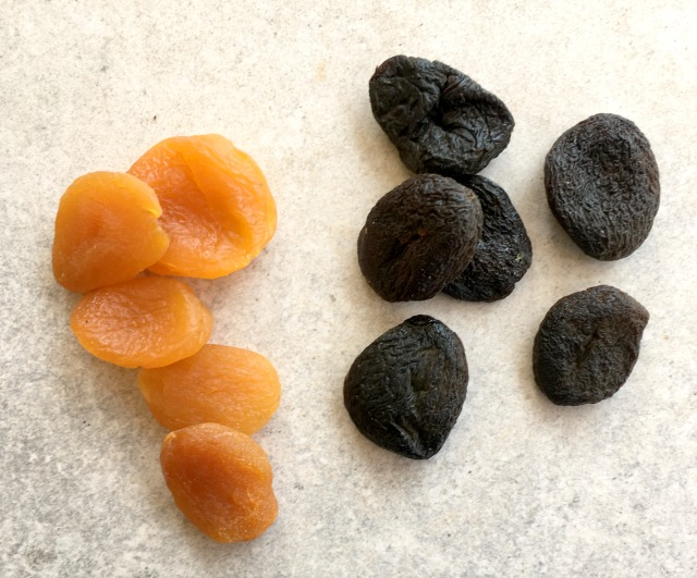 The difference between sulfured and unsulfured apricots.