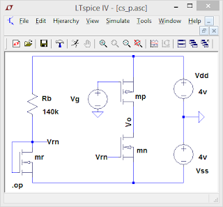 DC MOSFET Circuit Simulation Basics with LabVIEW - LTspice