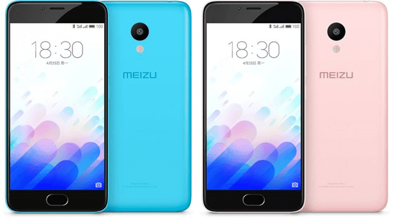 Meizu M3 announced!