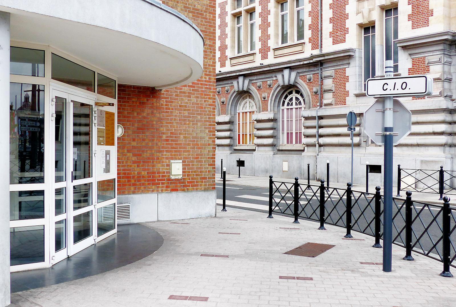 CIO Tourcoing Roubaix - 2 Rue Fidèle Lehoucq, Tourcoing.