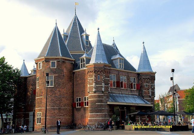 De Waag or The Weigh House