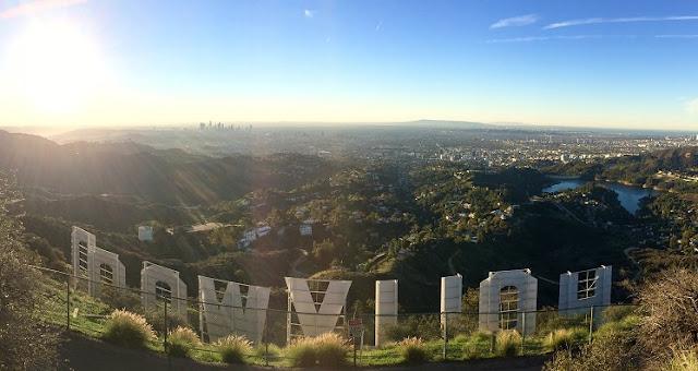 Los Angeles em março
