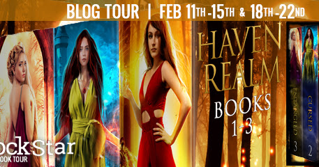 Tour Announcement: HAVEN REALM Box Set by Mila Young