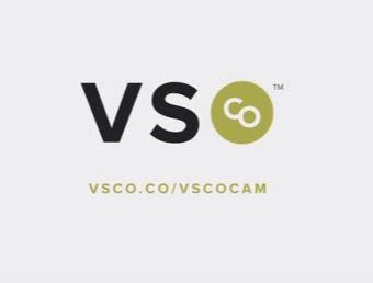 Logo Aplikasi vsco