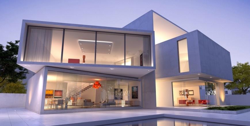 La arquitectura minimalista s mbolo de lo moderno for Casa minimalistas