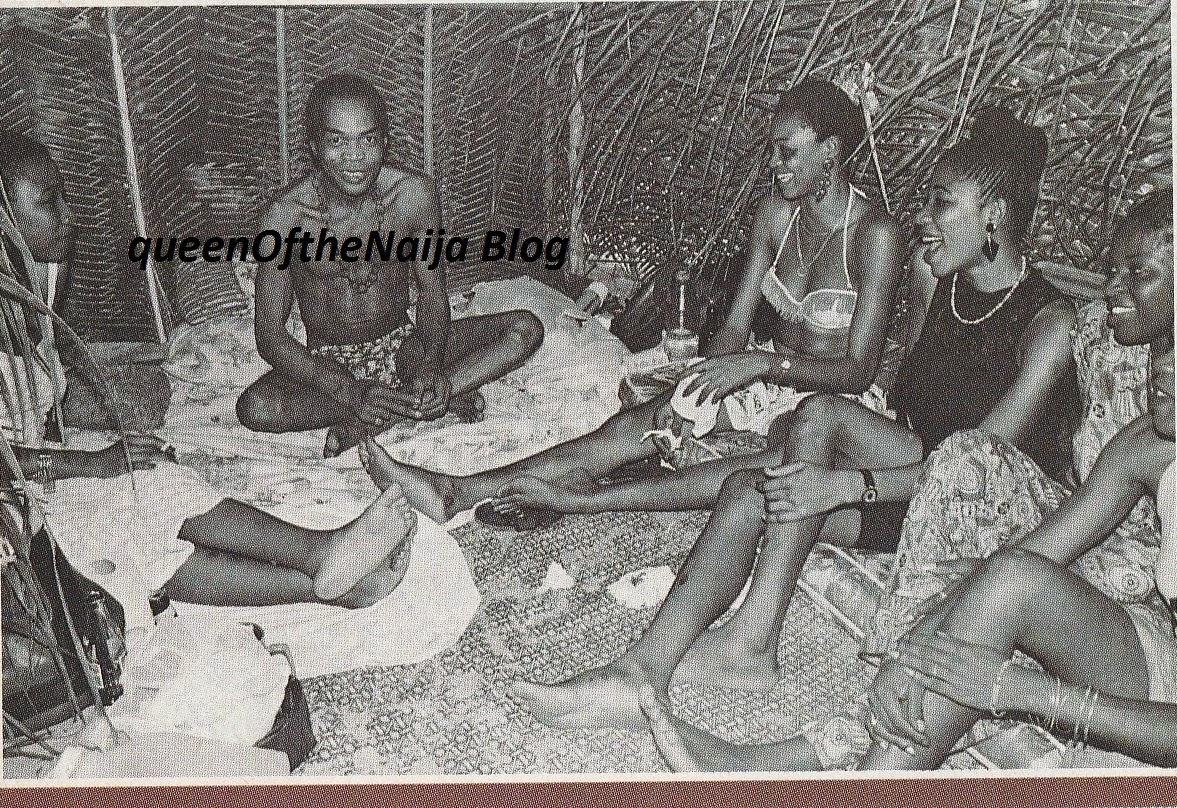 fela and his wives at kalakuta
