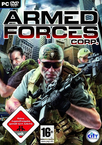 Armed Forces Corp PC Full